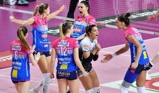 """Volley, club serie A donne contro la cancellazione dei tornei: """"Solidarietà a Fabris"""""""