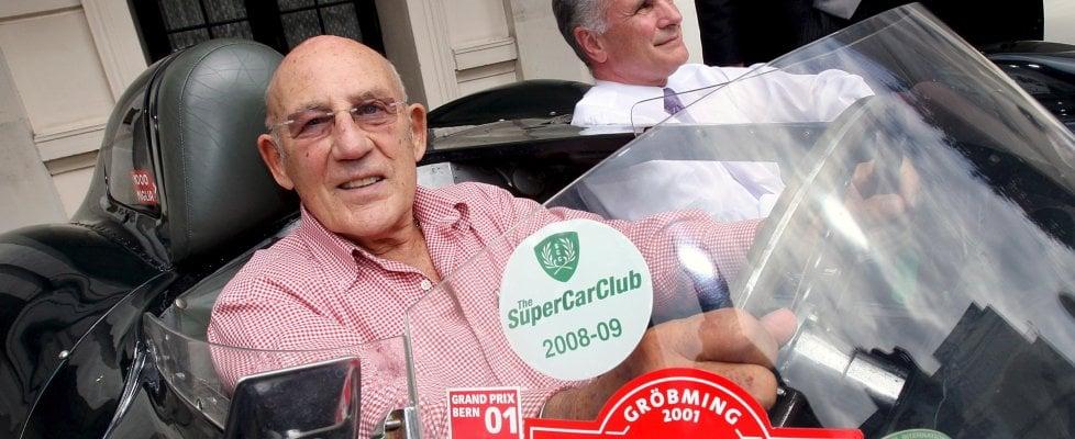 F1 in lutto: è morto Stirling Moss, l'ultima leggenda dell'automobilismo