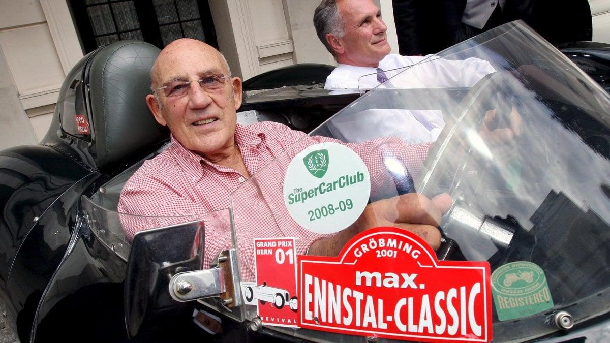 F1 in lutto, è morto Stirling Moss, l'ultima leggenda dell'automobilismo