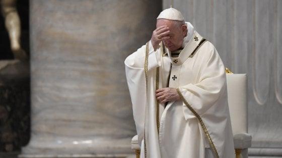"Papa Francesco, un salario universale per i lavoratori più poveri: ""Voi siete per me dei veri 'poeti sociali'"""