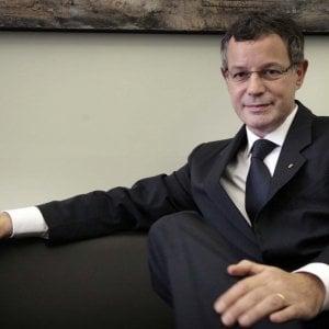 Luciano Vescovi, presidente di Confindustria Vicenza