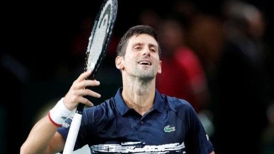 Tennis, coronavirus: dalla famiglia Djokovic donazione agli ospedali di Bergamo