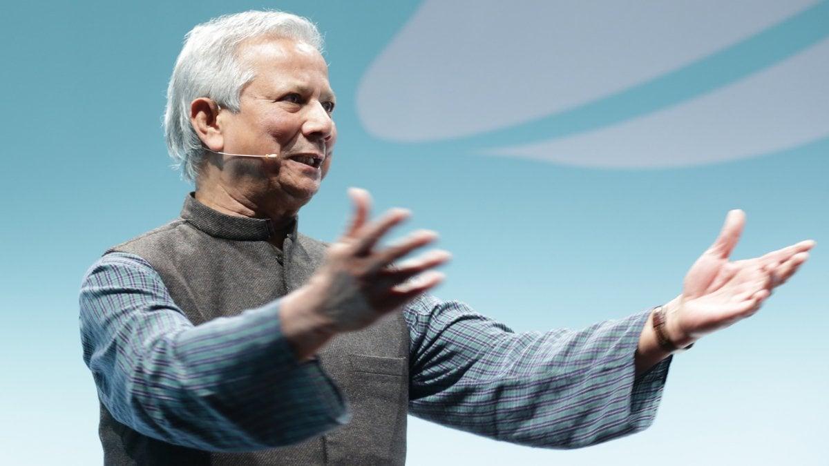 """Coronavirus, Yunus: """"Non torniamo al mondo di prima"""""""