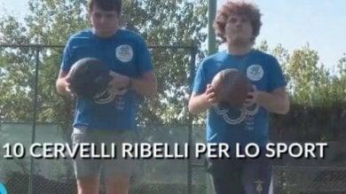 Cervelli Ribelli, venite a fare sport! Un progetto per ragazzi neurodiversi
