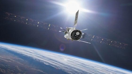 La sonda BepiColombo cattura la 'musica' del campo magnetico terrestre
