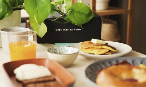 Delivery d'autore: con le istruzioni dello chef i piatti si finiscono di cucinare a casa