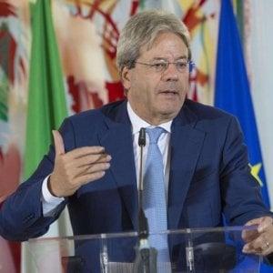 Paolo Gentiloni, commissario Ue all'Economia