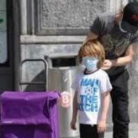 Coronavirus, Spagna libera i bambini: un'ora d'aria al giorno