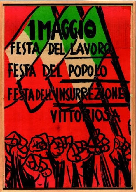 Cgil Bergamo, le foto e i manifesti storici del primo Maggio