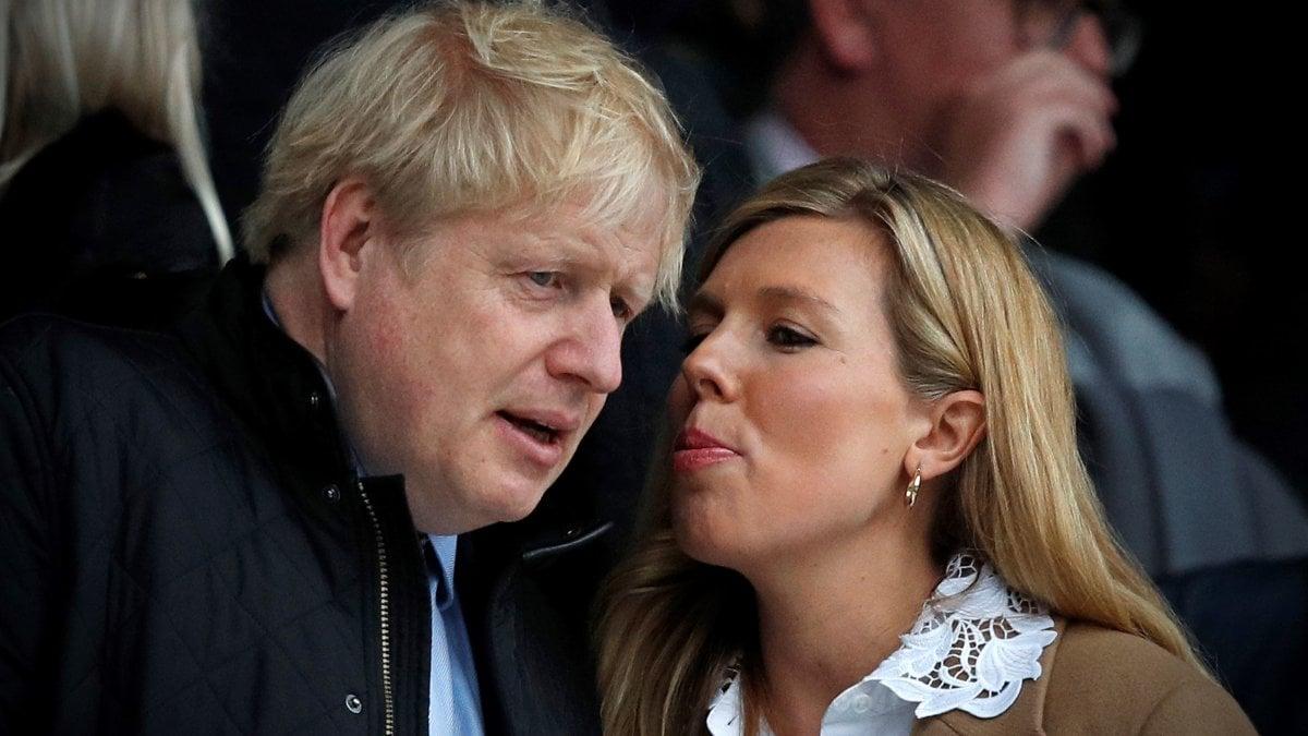 Regno Unito, è nato il figlio di Boris Johnson