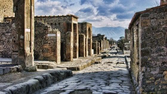 Antichi romani maestri del riciclo: anche a Pompei la raccolta era differenziata