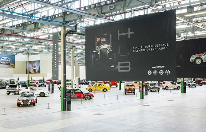 Fca Heritage apre le porte del nuovo Hub