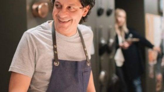 """Francesco Mazzei: """"Se il ristorante deve sembrare un ospedale, meglio stare a casa"""""""