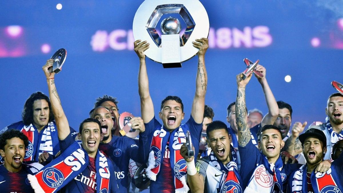 Francia, la Lega dà i verdetti: Psg campione, Lione fuori dalle coppe