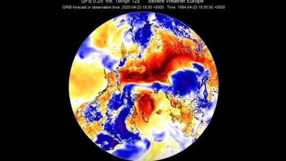 Clima, caldo record al Polo Nord: temperature più alte di 20 gradi