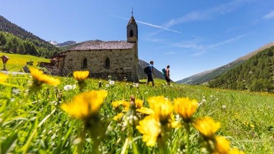 Alto Adige: ora partiamo con la fantasia, ma presto con la valigia