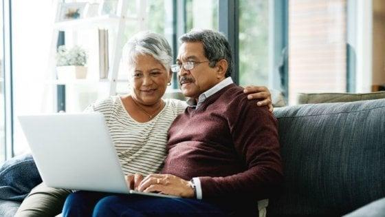 Il boom dei boomers online