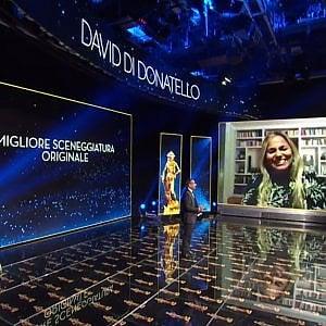 """David di Donatello, il messaggio del presidente Mattarella: """"Per ricostruire il Paese sarà necessario tornare a sognare"""""""