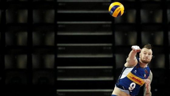 """Volley, prove di ripartenza: """"In campo con le mascherine"""""""