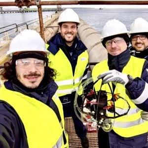 Torino, arrivano i droni per la sanificazione della città
