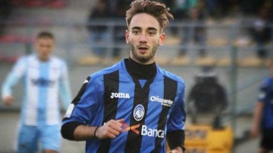 E' morto Andrea Rinaldi: ex delle giovanili dell'Atalanta, aveva 19 anni