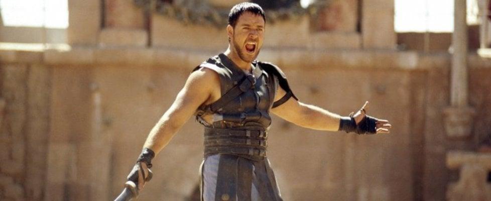 Il Gladiatore Vent Anni Fa L Urlo Nell Arena Di Russell Crowe La Repubblica