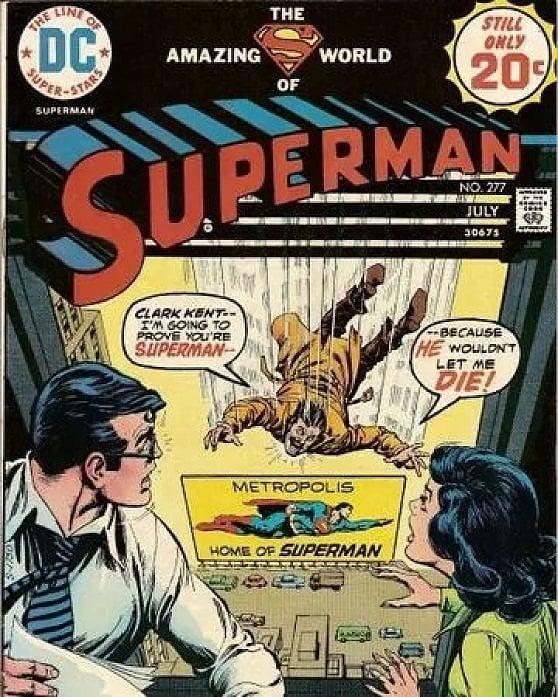 Chi era Martin Pasko, uno dei più grandi autori di Superman, Wonder Woman e molto altro