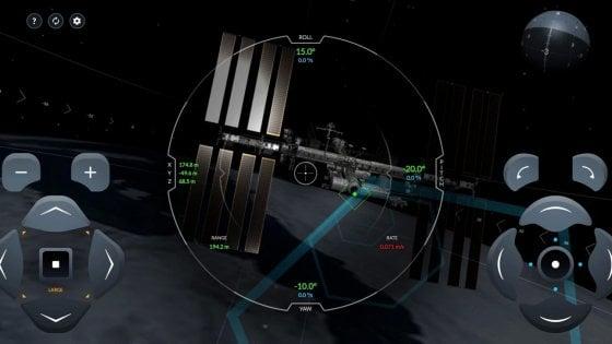 Alla guida del Crew Dragon: SpaceX lancia il simulatore di volo nello spazio