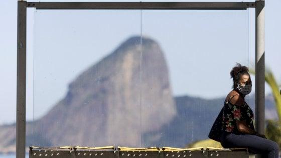 Coronavirus, il paziente 'zero' del Brasile morto a fine gennaio: il primo focolaio è stato il carnevale di Rio