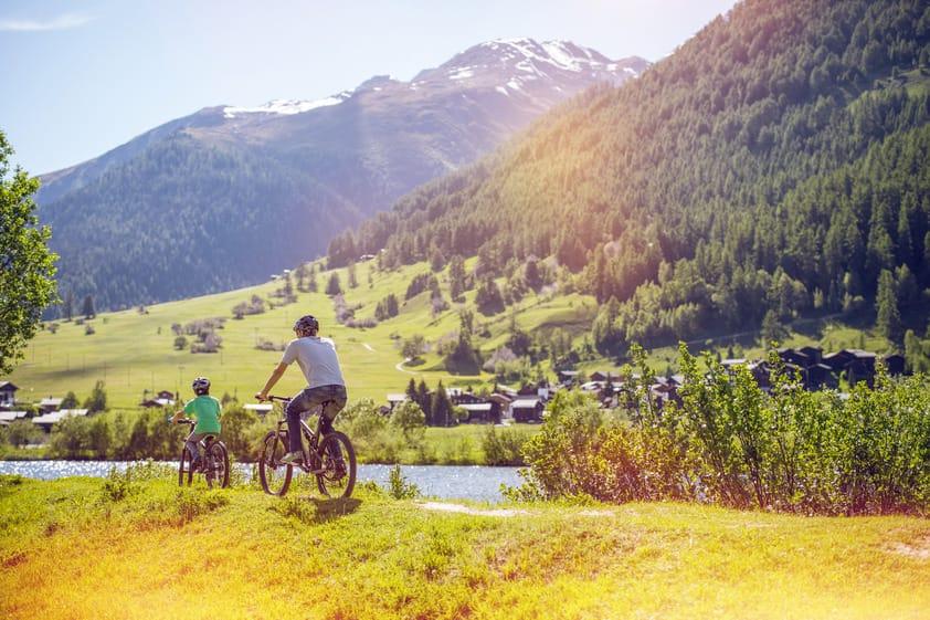 Viaggio immaginario della Svizzera