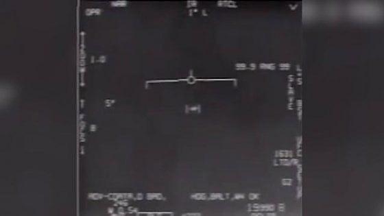In un rapporto della marina Usa, altri avvistamenti di oggetti non identificati