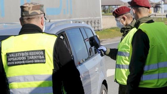 Coronavirus, riaprono i confini tra Estonia, Lettonia e Lituania: negli Stati Baltici la prima bolla Schengen nel dopo-pandemia