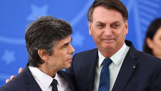 Brasile, Bolsonaro perde il secondo ministro della Salute in 3 settimane