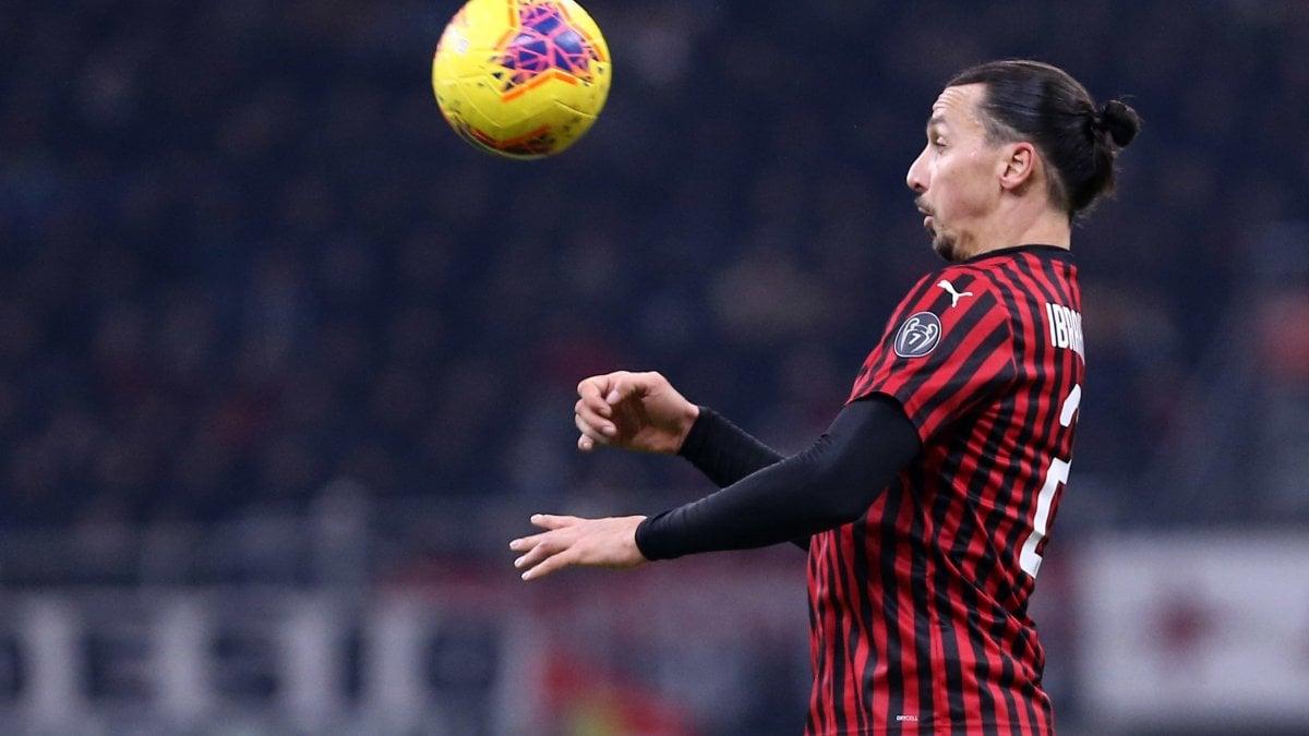"""Bologna, Mihajlovic: """"Ibra non rimarrà al Milan, l'anno prossimo con noi o in Svezia"""""""