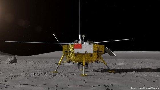 La sonda cinese Chang'e-4 resiste da 500 giorni terrestri sul lato nascosto della luna