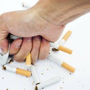 Smettere di fumare allunga la vita sempre, anche con un tumore al polmone