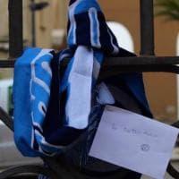 Napoli, i tifosi provano a convincere Mertens a restare