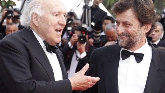 Nanni Moretti ricorda  Michel Piccoli: 'Se ne va un gigante, è stata una fortuna lavorare con lui'
