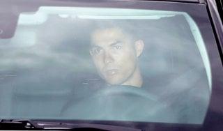 Juventus, visite mediche e poi in campo: dopo due mesi riecco Ronaldo