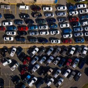Auto, ad aprile le immatricolazioni crollano del 78,3% in Europa