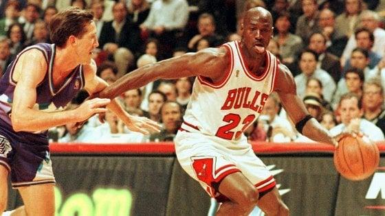 """""""Era Dio travestito da Michael Jordan"""", ecco perché The Last Dance è come Game of Thrones"""