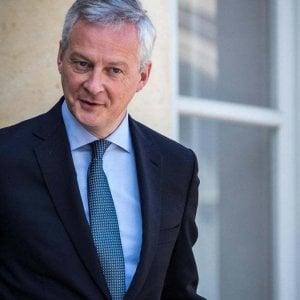 Recovery Fund, Le Maire: Sarà partita dura, quattro Paesi contrari. Telefonata Conte-Macron: Negoziato sia ambizioso
