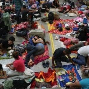 Profughi,  quell'accordo Usa-Guatemala che obbliga i richiedenti asilo del Salvador e dell'Honduras ad abbandonare le loro richieste