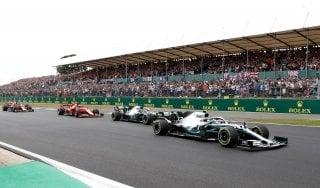 Formula uno, norme del governo inglese: a rischio il Gp di Silverstone