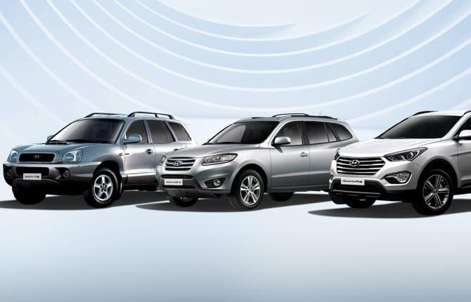 Hyundai Santa Fe, vent'anni e non sentirli