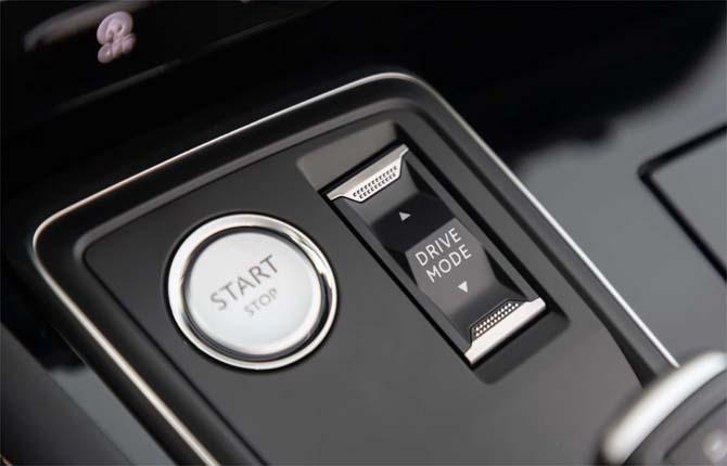 Peugeot 508, c'è anche l'Active Suspension Control