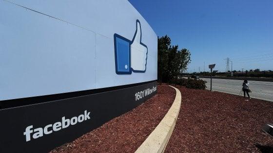 Coronavirus, negli uffici di Facebook il 25% delle presenze