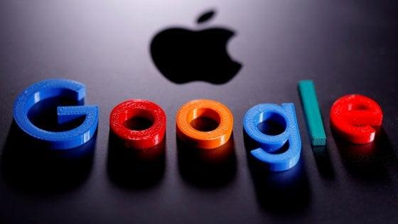 Coronavirus, Apple-Google rilasciano il sistema di tracciamento. Tutto pronto per Immuni