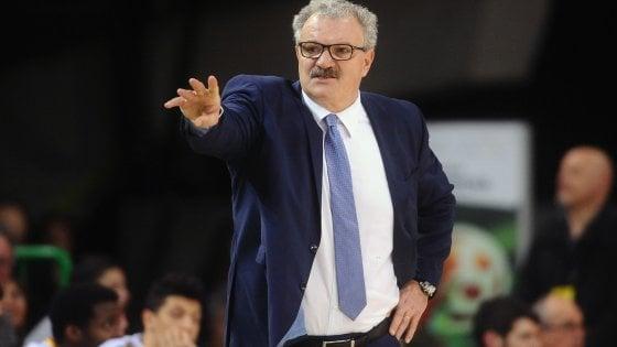 """Basket, anche Cremona rischia. Vanoli: """"Così non andiamo avanti"""""""