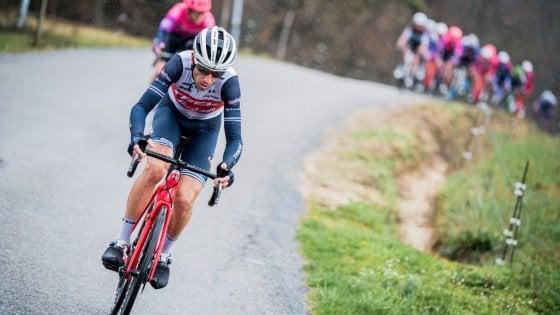 Questionario e test cardiaci, così i ciclisti possono tornare ad allenarsi